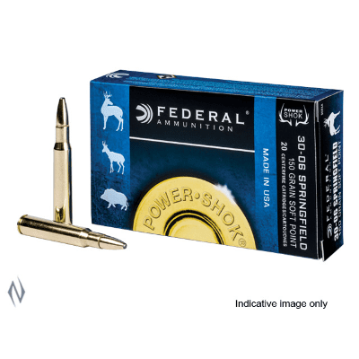 Centrefire Rifle Ammunition